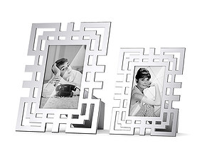 Square picture frames 3D