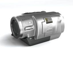 Electronic Appliance Digital Camera 3D