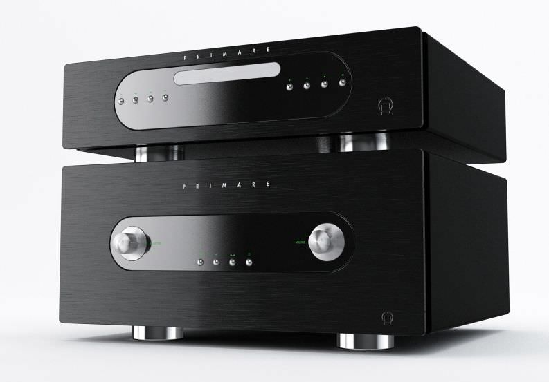 Stereo Tuner Cd Player