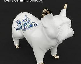 DELFT CERAMIC BULLDOG 3D printable model