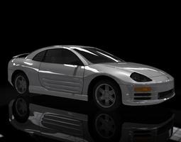 Eclipse 3D model