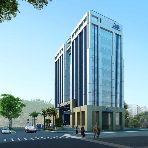 ... 3d model skyscraper bank building 3d model max obj 3ds fbx mtl tga 2 ...