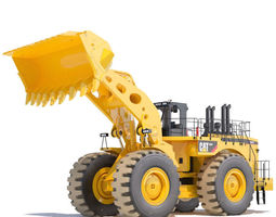 3D Wheel Loader CAT 994F
