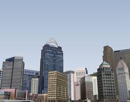 Cincinnati Bundle 3D