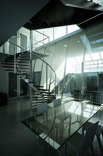 interior office room 3d model max 1