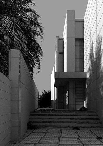 house exterior 3d model max 1