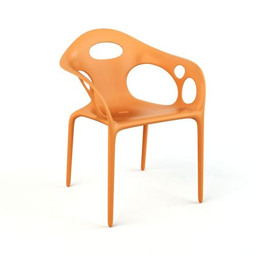 modern seating collection 3d model max fbx c4d 1