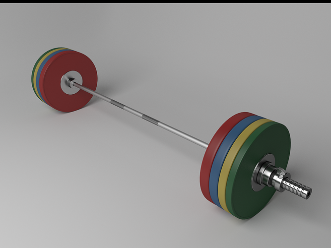Olympic Barbell Model
