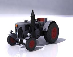 Tractor 3d Models Download 3d Tractor Files Cgtrader Com