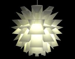 3d norm 69 pendant lamp