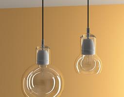 Bulb Mega Bulb by Sofie Refer 3D Model