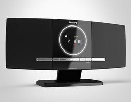 Philips Micro Theater Wireless 3D Model