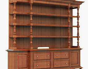 Stanley Furniture La Palma-Media Wall 3D