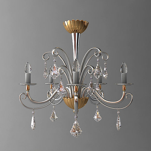Classic Ceiling Light 3d Celling Cgtrader