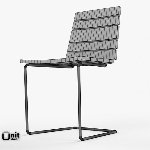 Skargaarden outdoor table and chair 3d model max obj 3ds for Table 6 2 ar 71 32