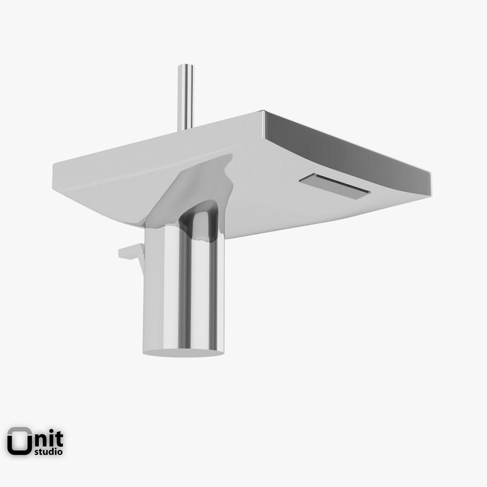 3D model Hansgrohe Axor Starck X washbasin tap   CGTrader