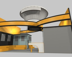 3d exhibition stand 220