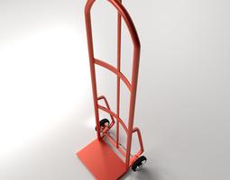 Handtruck 3D Model