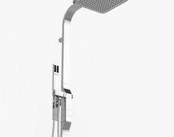 3D Shower column Zazzeri REM