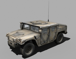 Vehicle Jeep 3D