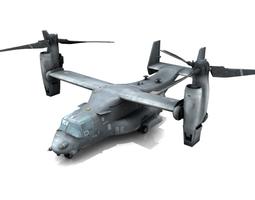 3d v-22 osprey