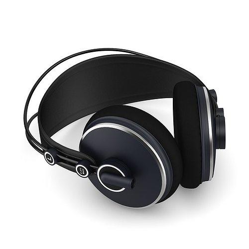 headphones 1 3d model max obj mtl fbx c4d 1