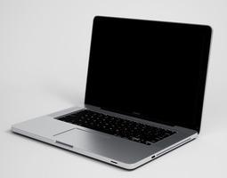 Laptop Computer 13 3D Model