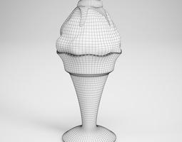 Ice Cream 16 3D