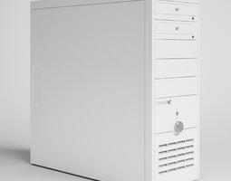 3D model Desktop Computer 23