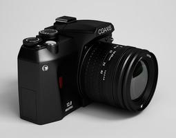 camera 34 3d model