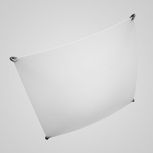flat ceiling lamp 27 3d model max obj mtl fbx c4d 1