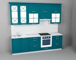 furniture kitchen 3D model