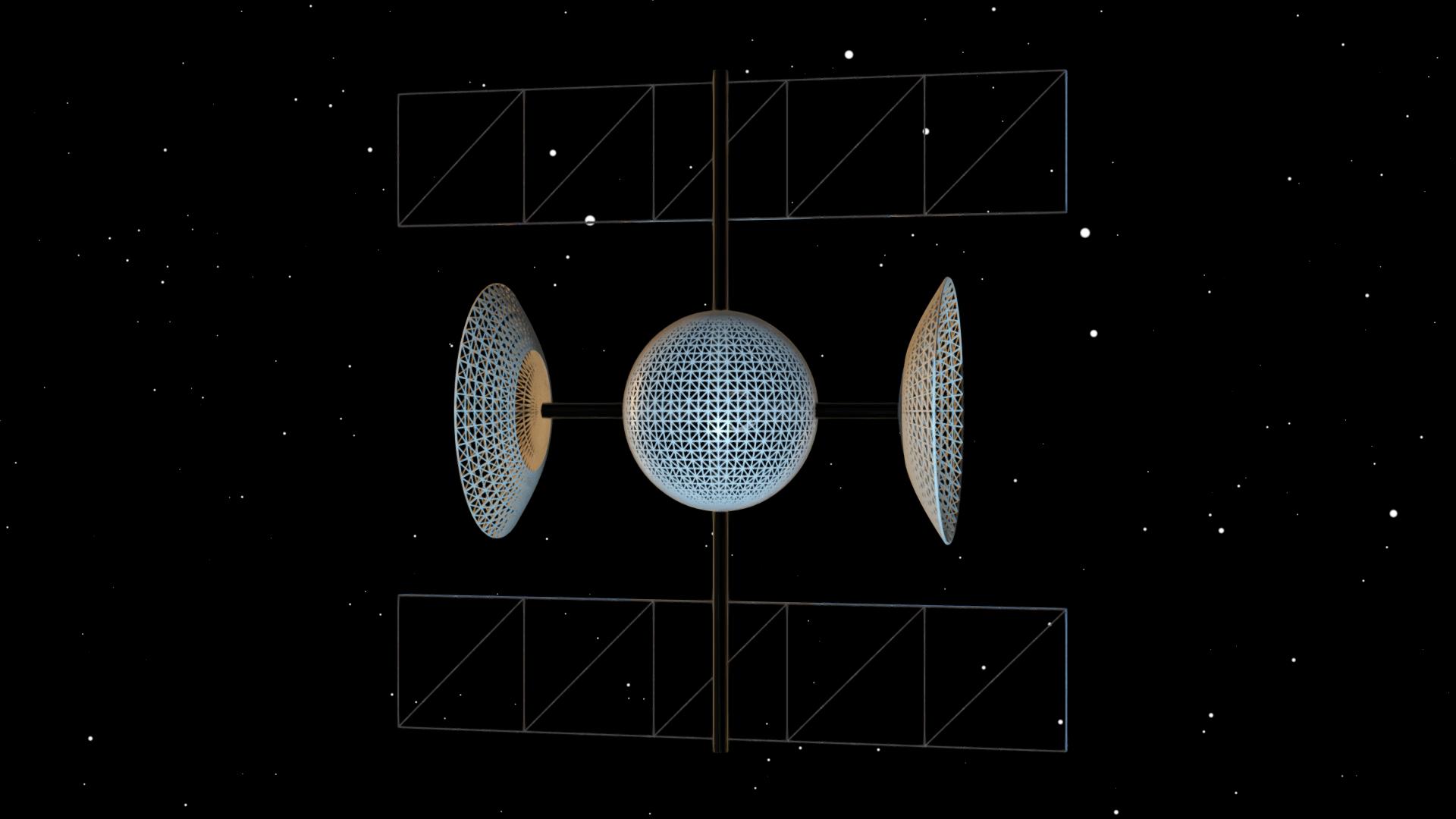 space probe models - photo #27