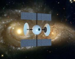 3d model space probe ii