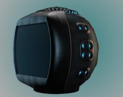 future tv computer 3d
