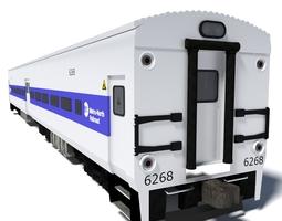 3D Metro-North Wagon 2