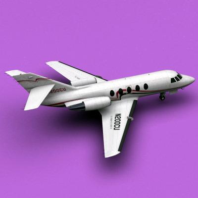 Dassault Falcon 20 200