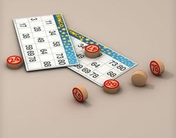 Home bingo 3D