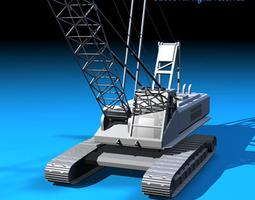 Crane 3D model