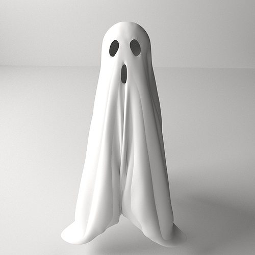 ghost 3d