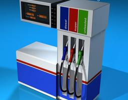 3D Gas pump2