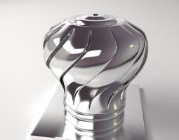 Roof Ventilator 3D model