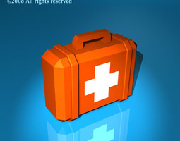Medic kit 3D