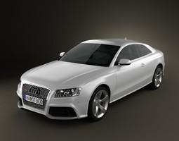 3D model Audi RS5 2011