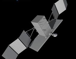 radar satellite 3d