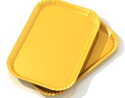 Tartlets tray 3D model