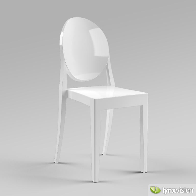 philippe starck louis ghost chair. victoria ghost chair by philippe starck 3d model max obj 3ds fbx mtl 2 louis