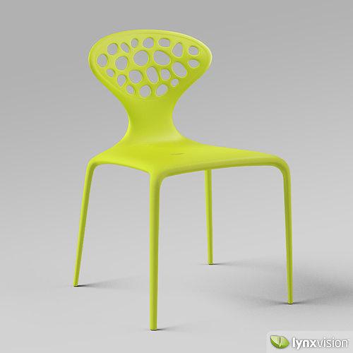 supernatural chairs by lovegrove 3d model max obj mtl 3ds fbx 1