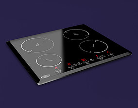 3D Waterford Induction Hob
