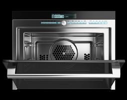 Siemens Multi-Function Microwave Oven 3D